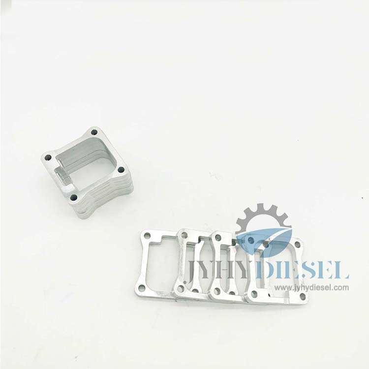 CAT HEUI 3126B injector adjustment shims for repairing