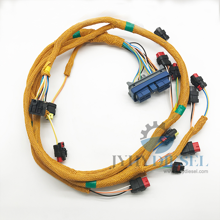 Incredible 296 4617 For Caterpillar Cat320D Engine Wiring Harness Wiring 101 Akebretraxxcnl