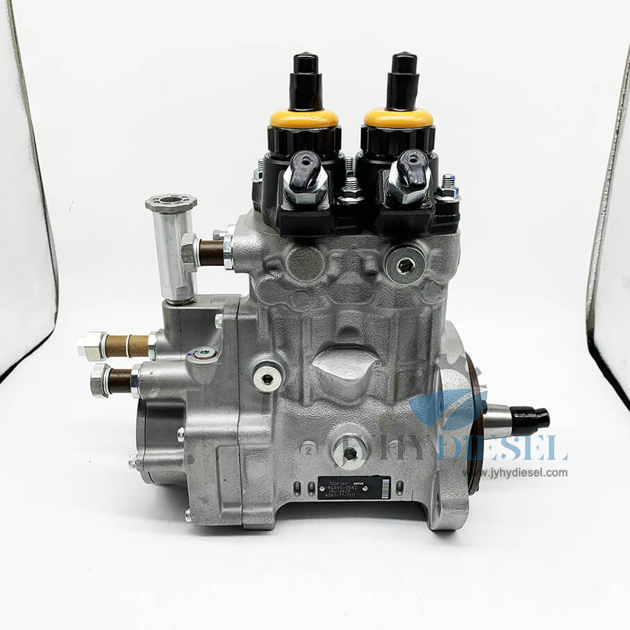 6261 71 1111 094000 0582 Komatsu Fuel Injection Pump For